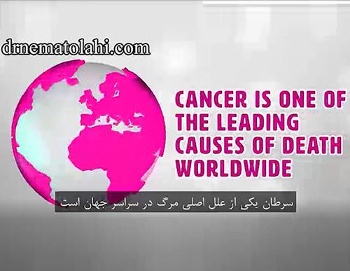 نشانه های سرطان تخمدان